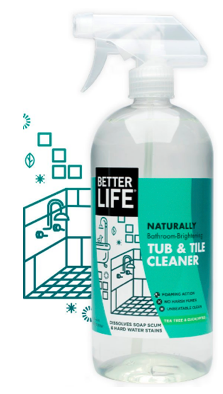 Image of Tub & Tile Cleaner