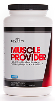 Image of Muscle Provider Powder Vanilla