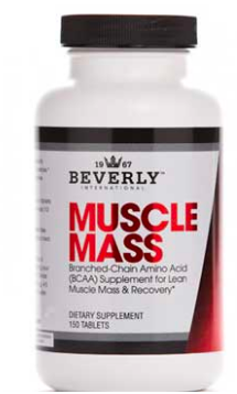 Image of Muscle Mass BCAA