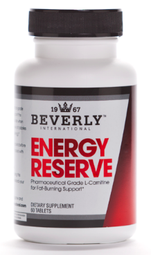 Image of Energy Reserve (L-Carnitine 600 mg)