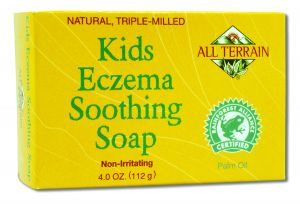 Image of Kids Eczema Soap