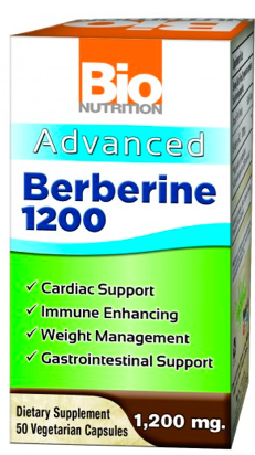 Image of Advanced Berberine 1200 (600 mg each)