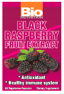 Image of Black Raspberry Fruit Extract 500 mg