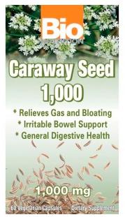 Image of Caraway Seed 1000 mg