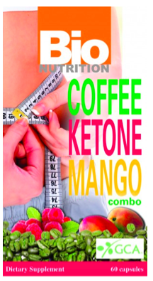 Image of Coffee Ketone Mango Combo 400/200/150 mg
