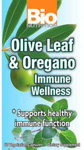 Image of Olive Leaf & Oregano Immune Wellness