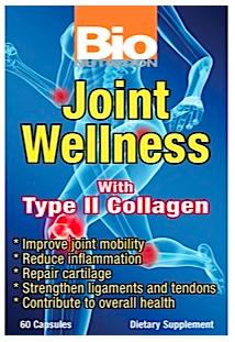 Image of Joint Wellness with Type II Collagen