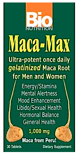 Image of Maca Max 1000 mg