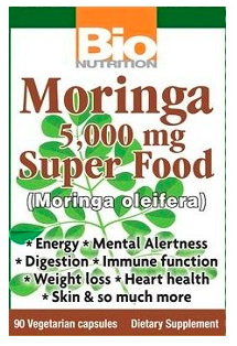 Image of Moringa 5,000 mg Super Food