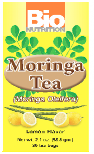 Image of Moringa Tea Lemon