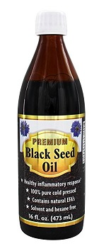 Image of Premium Black Seed Oil (100% Pure Cold Pressed)