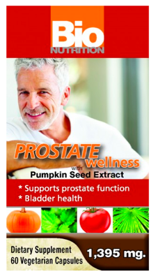 Image of Prostate Wellness with Pumpkin Seed