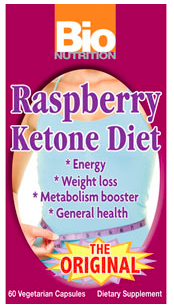Image of Raspberry Ketone Diet 200 mg