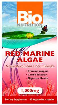 Image of Red Marine Algae 500 mg