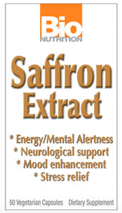 Image of Saffron Extract 88.5 mg
