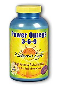 Image of Power Omega 3 6 9