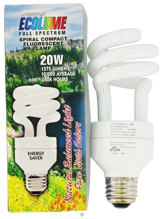 Image of Light Bulb Ecolume 20W SP 5000K
