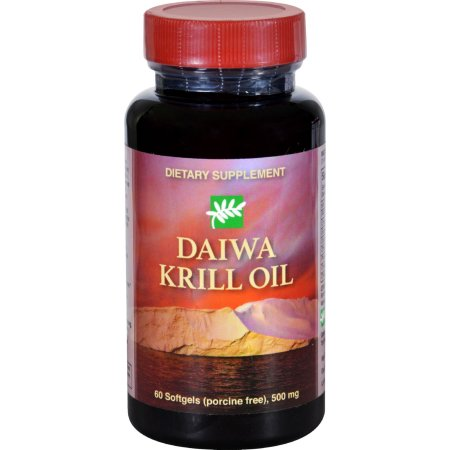 Image of Daiwa Krill Oil 500mg