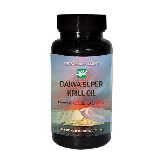Image of Daiwa Super Krill Oil