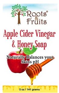 Image of Bar Soap Apple Cider Vinegar & Honey
