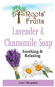 Image of Bar Soap Lavender & Chamomile