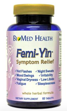 Image of Femi-Yin Symptom Relief for Menopause