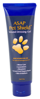 Image of ASAP Pet Shield Wound Dressing Gel