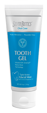 Image of Silver BIotics Tooth Gel