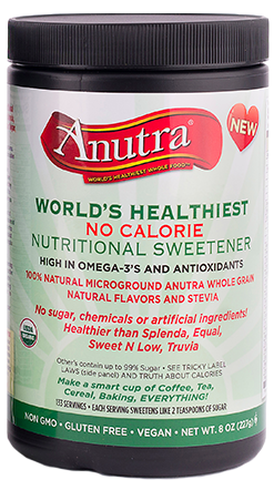 Image of Anutra Nutritional Sweetener (Zero Calorie)