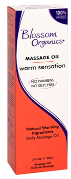 Image of Warm Sensation Massage Oil