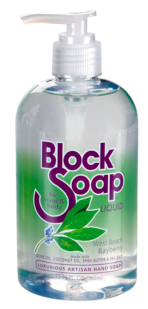Image of Block Soap Liquid West Beach Bayberry
