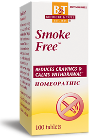 Image of Smoke Free (reduces cravings & calms withdrawal)