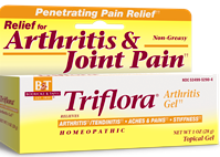 Image of Triflora Arthritis Gel (arthritis & joint pain relief)