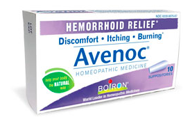 Image of Avenoc Suppositories