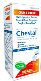 Image of Chestal Cold & Cough Syrup