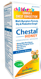 Image of Children's Chestal Honey Cough Syrup