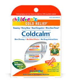Image of Children's Coldcalm Cold Relief Pellets