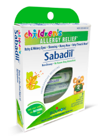 Image of Children's Sabadil Allergy Relief Pellets