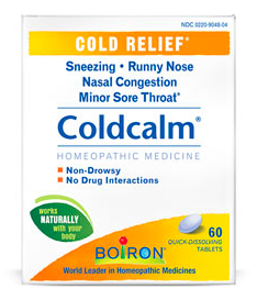 Image of ColdCalm Cold Relief Tablet