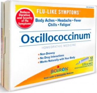 Image of Oscillococcinum Flu-Like Symptoms