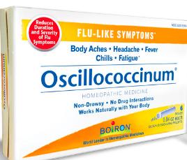 Image of Oscillococcinum Flu-Like Symptoms