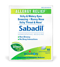 Image of Sabadil Allergy Relief Tablet