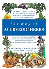 Image of The Way of Ayurvedic Herbs