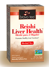 Image of Reishi Liver Health Tea