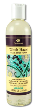 Image of Witch Hazel Face & Body Toner Lavender & Chamomile