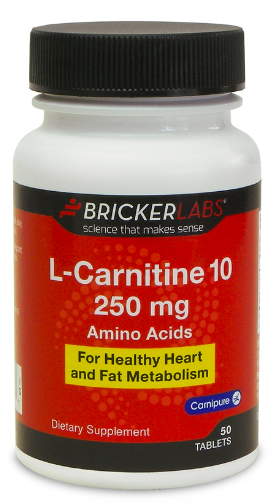 Image of L-Carnitine 250 mg Tablet