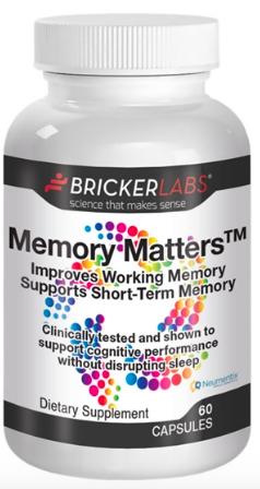 Image of Memory Matters