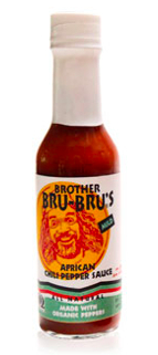 Image of African Chili Pepper Sauce Organic (Warm)