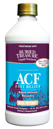 Image of ACF Fast Relief (rapid immune recovery) Liquid