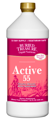 Image of Active 55 Plus (vitmains, minerals, herbs & antioxidants) Liquid